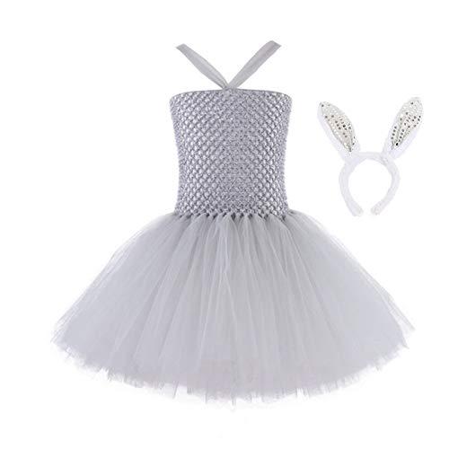 Bunny Costume Baby Girl, Bunny Outfit, Tutu Dress