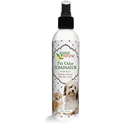 Aussan Natural Pet Odor Eliminator 8oz