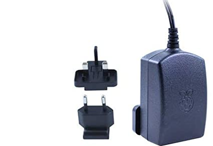 Raspberry Pi 3 Model B Official Essentials Kit Black