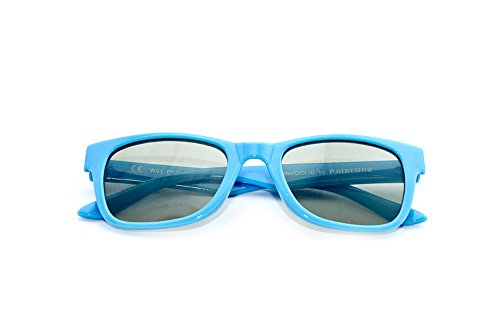 Price comparison product image 3D Glasses Kids Passive 3D Glasses Ultimate 3D RealD Compatible Circular Polarized