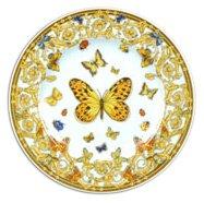誠実 Versace by by Rosenthal Butterfly Butterfly Garden Garden Bread & Butter Plate by Rosenthal B000GE23F0, DIGIREX:348cabd1 --- a0267596.xsph.ru