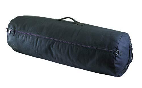 Price comparison product image Texsport Zipper Canvas Duffle Duffel Roll Travel Sports Equipment Bag (Renewed)