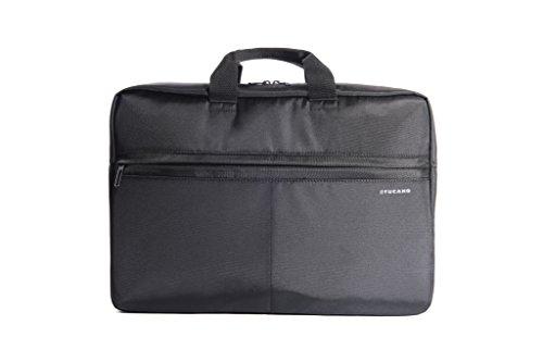 Tucano Tasche für Notebooks bis 17.3in Nylon Schwarz JEhfyFpLPy