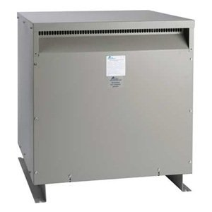 Hubbell Acme Electric T3793671S Dry Type Distribution Transformer, 3 Phase, 208V Delta Primary Volts, 480V/277V Secondary Volts, 60 Hz, 15 kVA by Hubbell Acme Electric