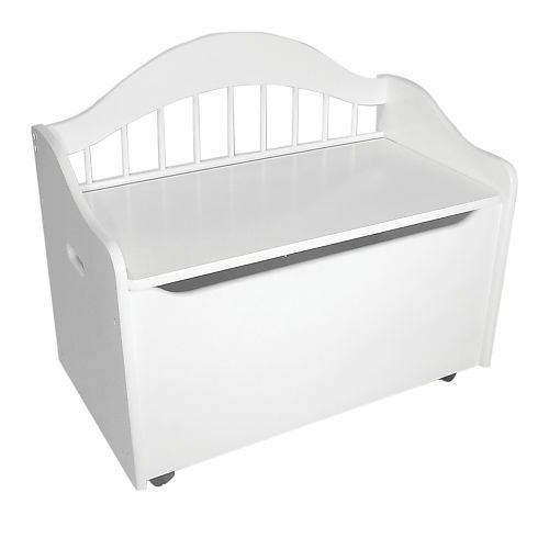 KidKraft® Limited Edition Toy Chest, WHITE by KidKraft