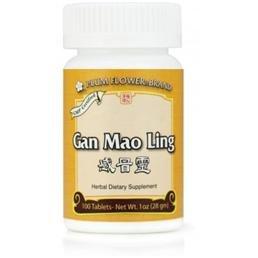 Gan Mao Ling - 100 comprimés, Teapills