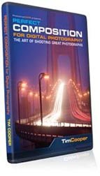 Learn Digital Photography for Perfect Composition tutorial DVD - Learn photography concepts training video