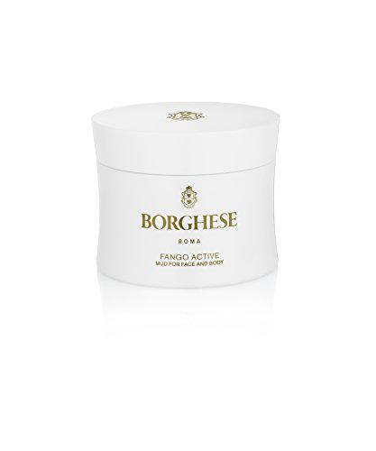 Body Mud Masque - Borghese Fango Active Mud for Face and Body, 2.7 oz.