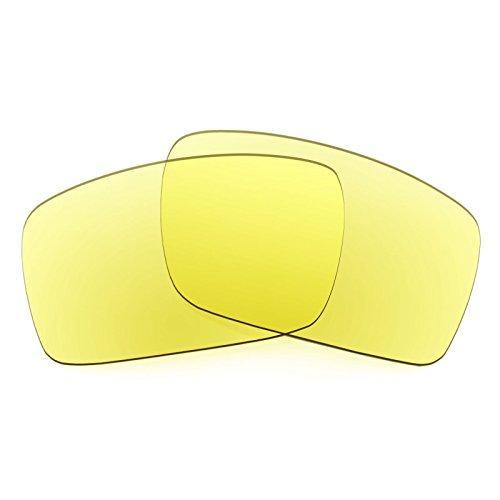 Opciones repuesto Lentes No Von múltiples Revant Polarizados de Amarillo Tracer Snark — para Zipper 84EBq