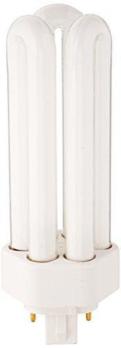 GE Lighting Energy Smart CFL 97630 32-Watt, 2400-Lumen Triple Biax Light Bulb with Gx24Q-3 Base, 1-Pack (Lamps Biax Cfl)