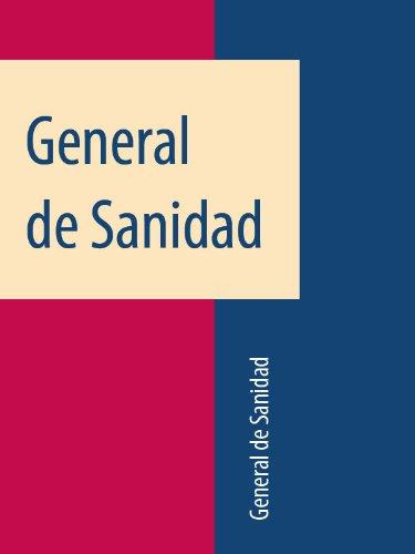 Descargar Libro España - Ley General De Sanidad España