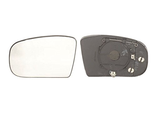 Alkar 6471702 Spiegelglas, Auß enspiegel fü r W220 (98-03) / C215(99-) / W210 (99-02) Alkar Automotive S.A.
