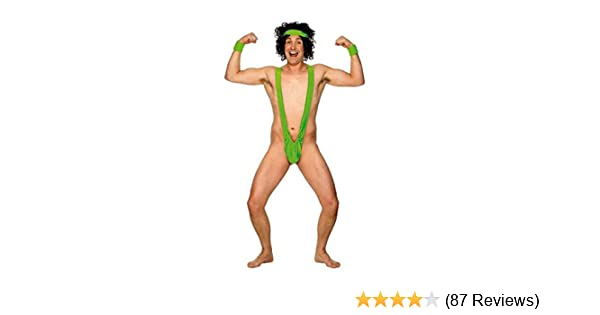 36496e0cea585 Amazon.com  Smiffys Men s Borat Mankini