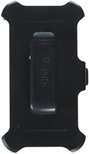 (OtterBox Holster Belt Clip for OtterBox Defender Series Apple iPhone 6/6s Case - Black - Non-Retail Packaging (Not Intended for Stand-Alone Use))