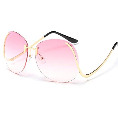 Vantina Big Oversized Vintage Sunglasses for Women - Rare Vintage Sunglasses