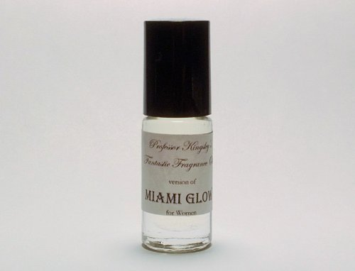 Jlo Miami Glow (Miami Glow Type for Women. Concentrated Fragrance Oil. (1/6 oz Concentrated Roll On))
