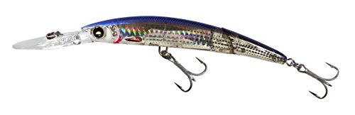 Yo-Zuri Crystal 3D Minnow Deep Diver Jointed