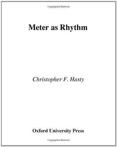 Download Meter As Rhythm Pdf