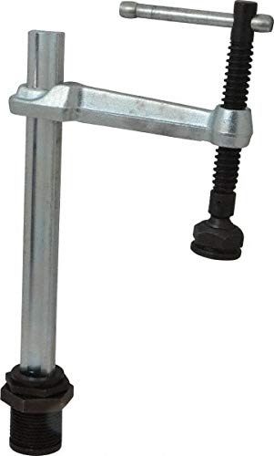 2,660 Lb Holding Capacity, 8'' Max Opening Capacity, 2,660 Lb Clamping Pressure, Manual Hold Down Clamp pack of 2