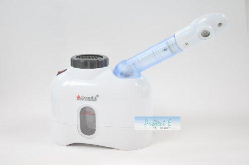Project A Beauty Beauty Mini Table Vapor Facial Face Steamer Home Use Detox Spa Skin Treatment a