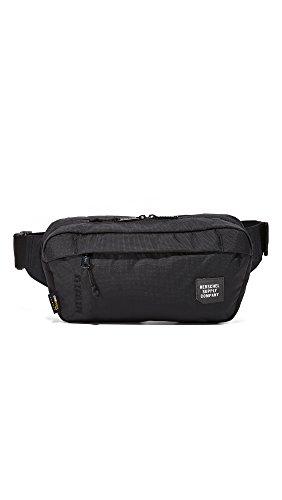 Herschel Supply Co. Men's Tour Medium Hip Pack, Black, One Size (Tour Fanny Pack)