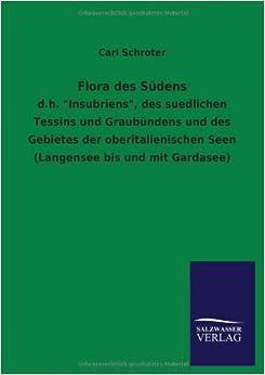 Flora Des Sudens