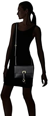Calvin Klein Novelty Smooth Flap Crossbody