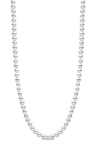 Kimura Pearls - Bracelet - Or blanc - Perle - 61.0 cm - FS7024-w