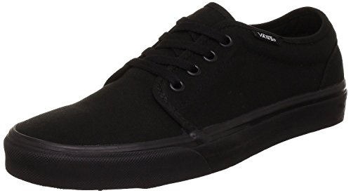 Vans Classic 106 Vulcanized Black Mens Trainers Size 9.5 US Review