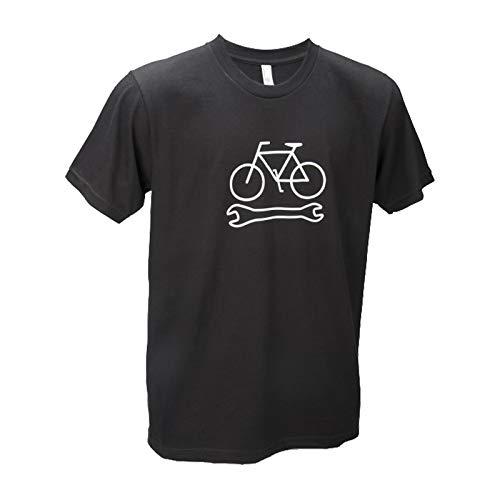 h Short-Sleeved Logo T-Shirt, Black, XX-Large ()