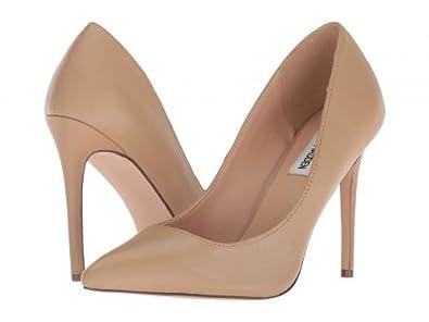 a81b8fdf8b3 Steve Madden(スティーブマデン) レディース 女性用 シューズ 靴 ヒール アンクル Poet - Nude