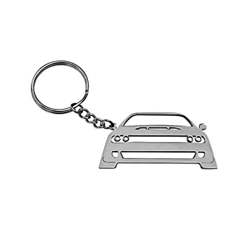 HaoYouMi New Creative Fashion 3D Styling Keychain Keyring Gift for ANY1970-2017 Dodge Challenger Base,R/T,SRT-8,GT Fan Enthusiasts & Collector Accessories