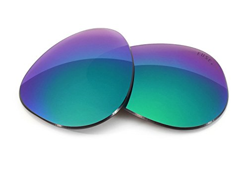FUSE+ Lenses for Ray-Ban RB3044 (52mm) Sapphire Mirror - Polarized Rb3044