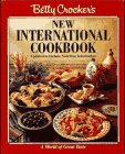 Betty Crocker's New International Cookbook, Betty Crocker Editors, 0671887637