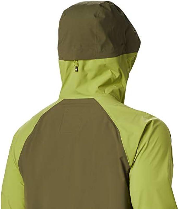 Mountain Hardwear Stretch kurtka Ozonic – SS18: Odzież