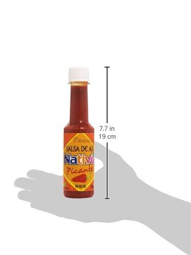 Nativo - Salsa de ají - Picante - 200 g: Amazon.es: Alimentación y bebidas