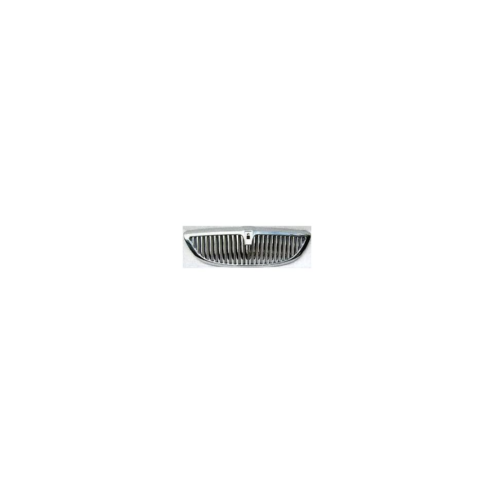 03 05 LINCOLN TOWN CAR towncar GRILLE, w/o Limited Model (2003 03 2004 04 2005 05) L070102 3W1Z8200AA