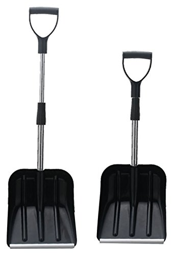 "Power Small Telescopic Snow Shovel | 38.1"" Overall Length 