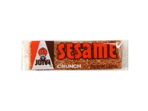 Joyva Sesame Bars, 1.125-Ounce Bars (Pack of 36) (Sesame Seed Candy)