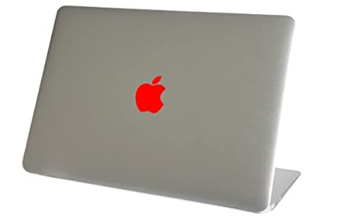 Red Logo Color Changer for MacBook 13