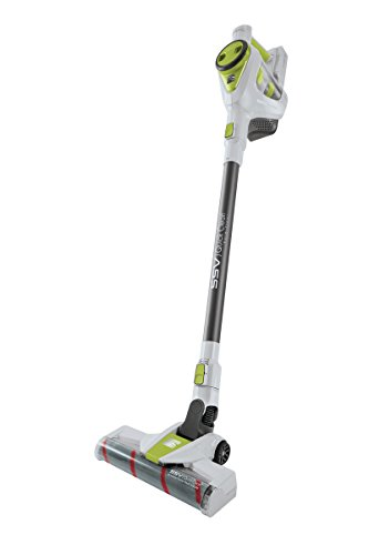 Kenmore Elite 25.0V Lightweight Cordless QuickClean 2-in-1 Stick Vacuum, Motorized Pet PowerMat, Washable HEPA Filter, Detachable Hand Vac, 2-Speed Settings, Dust Cleaning Tools, Green