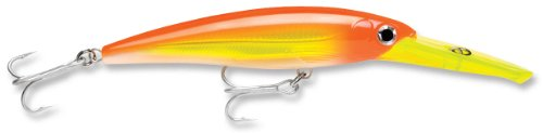 Rapala X-Rap Magnum 10 Fishing lure, 4.375-Inch, Hot Head