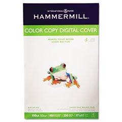 * Color Copy Digital Cover, 92 Brightness, 17 x 11, Photo White, 250 Sheets/Pack by MotivationUSA (Image #1)