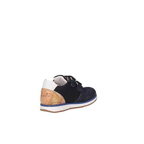 Alviero Y343 Zapatillas 0660 Azul Blanco Bebé Martini Classe 0337 1 rxCwnqr7P