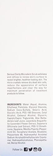 NEOVA Serious Clarity Microderm Scrub, 2.5 Fl Oz