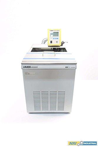 LAUDA RE220 ECOLINE RECIRCULATING WATER BATH CHILLER 115V-AC D551779