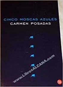 Book Cinco Moscas Azules/five Blue - Blooded Flies (Spanish Edition)