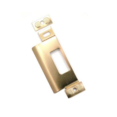 Plate Adjust Door Strike - Belwith Products 1050 Adjust-A-Strike, 4-7/8-Inch