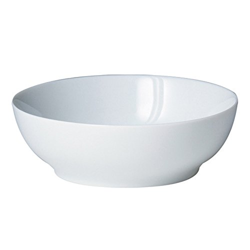Denby White Soup/Cereal Bowl