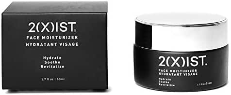 2XIST Natural Men Face Moisturizer Gel - Men Moisturizer With Vitamin E And Minerals Gel Mens Facial Moisturizer Cream And Anti Age Wrinkle Mens Face Moisturizer Lotion Mens Skin Care